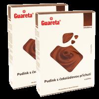 Guareta pudink s čokoládovou příchutí - 2 balení