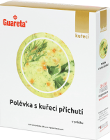 Guareta polévka s kuřecí příchutí 1balení - 3 porce 3 x 55 g